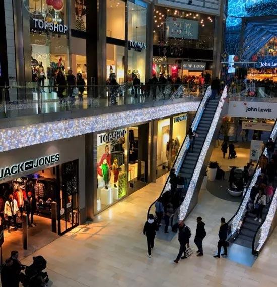 High Cross Shopping Centre