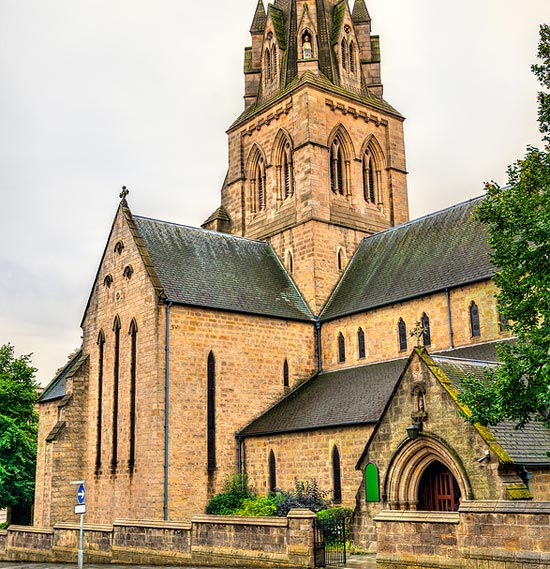 Nottingham Cathedral